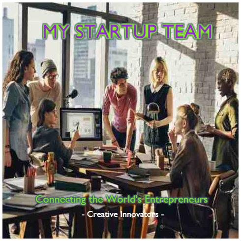 My Startup Team, Entrepreneurs